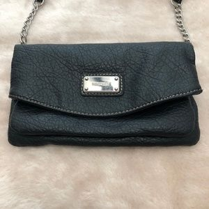 Nine West Black Crossbody/Clutch Purse